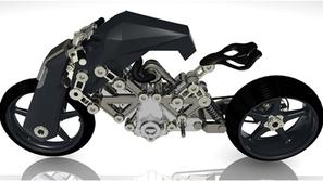 بالصور: أجمل 10 دراجات نارية بتصاميم مستقبلية