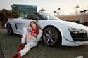 أجمل 10 سائقات سيارات سباق في العالم