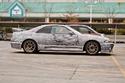 بالصور: زوج يحب سيارته كثيراً وزوجته رسامة محترفة والنتيجة؟