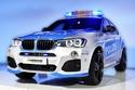 بالفيديو والصور: بي ام دبليو X4 تكتسي بلباس الشرطة من AC Schnitzer