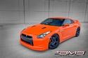 نيسان GTR ألفا 10 برتقالية بتعديلات AMS Performance (صور)