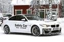 """بي ام دبليو تختبر سيارة M4 تحمل عبارة """"سيارة الأمان للموتو جي بي"""" (صور)"""