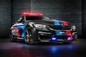 فيديو وصور: بي ام دبليو M4 سيارة الأمان الرسمية لسباقات موتو جي بي