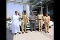 شرطة دبي تضم بورش باناميرا اس هايبرد إلى أسطول سياراتها