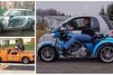 صور 10 سيارات مطلية بطريقة مجنونة، رقم 6 ستغنيك عن جهاز الإنذار