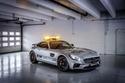 1- مرسيدس AMG GT S سيارة الأمان الرسمية لسباقات الـDTM