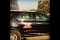 سيارة دنيا سمير غانم في برنامج The X Factor