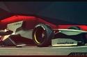 2- ماكلارين تعرض سيارتها المستقبلية MP6/P لسباقات الفورمولا1