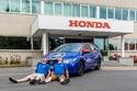 2- صور: هوندا سيفيك تورر تدخل موسوعة غينيس باستهلاكها المذهل للوقود