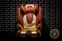 صور مقاعد أطفال للسيارات مضادة للرصاص لحماية أبناء المشاهير