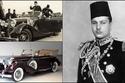 سيارات الملك فاروق