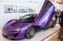 صور: ما رأيكم بهذا اللون الجديد بالكامل لسيارة ماكلارين؟