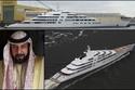 يخت الشيخ خليفة بن زايد آل نهيان