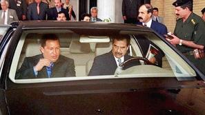 صور: سيارات صدام حسين وأبنائه