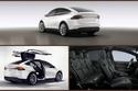 1- صور: تعرف على تيسلا موديل اكس الجديدة، بصمة كهربائية ثورية