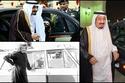 سيارات ملك السعودية سلمان بن عبد العزيز آل سعود