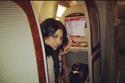 طائرة النجمة اللبنانية هيفاء وهبي
