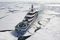 يخت جديد قادر على اختراق الجليد