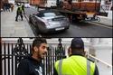 صور: مواقع التواصل تشتعل من أجل مرسيدس سعودية في لندن