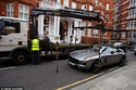 مرسيدس سعودية في لندن