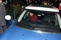 مهند التركي يتجول مع صديقته بسيارة ميني كوبر