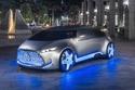 1- صور مرسيدس بنز تعرض سيارة فيجين طوكيو الاختبارية رسمياً