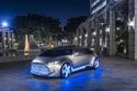 2- صور مرسيدس بنز تعرض سيارة فيجين طوكيو الاختبارية رسمياً
