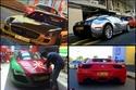 السيارات الفارهة في سلطنة عمان