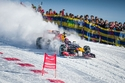 فيديو صور سيارة ريد بول للفورمولا1 تتزلج على الثلوج! ستصاب بالذهول