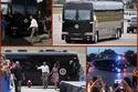 30 صورة لحافلة الرئيس الأمريكي الجديدة .. حصن ضد الحرب الكيميائية!
