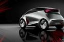 صور ايكونا تعرض سيارتها نيو الكهربائية الاختبارية في باريس