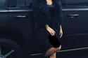 من الأجمل في هذه الصورة .. مايا دياب أم سيارتها الفارهة؟