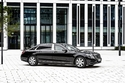 صور مرسيدس مايباخ اس600 المصفحة تصبح أأمن سيارة في العالم0 المصفحة تظهر رسمياً