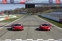 صور: ألفا روميو 4C تصبح سيارة الأمان الرسمية لبطولة WTCC العالمية