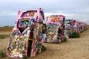 تحفة كاديلاك رانش الفنية تحتفل بعيد ميلادها الأربعين (صور)