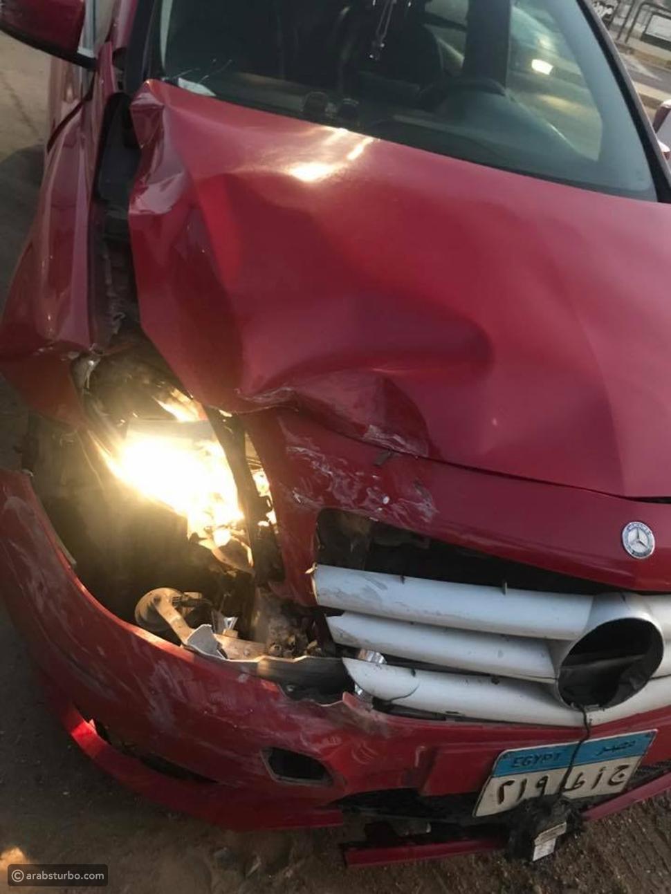 نجاة رنا سماحة من حادث سير